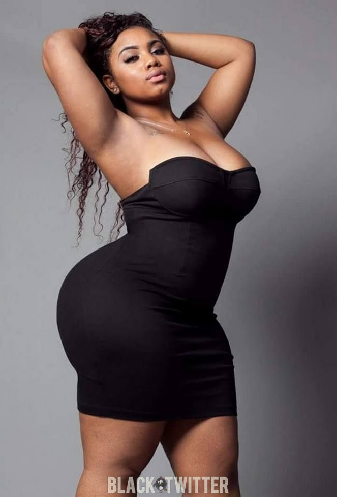 Big bellied black girls — 5